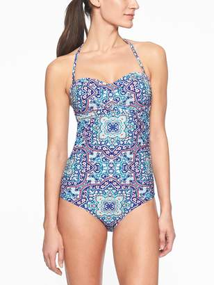 Athleta Monaco Bandeau One Piece