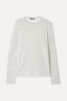 ATM Anthony Thomas Melillo Cashmere Sweater - Light gray