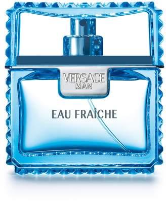 Versace Man Eau Fraiche By Gianni For Men Edt Spray 1.7 Oz