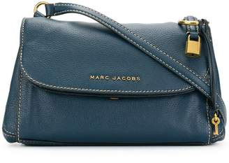 Marc Jacobs M0013405 426 BLUE SEA Leather/Fur/Exotic Skins->Leather