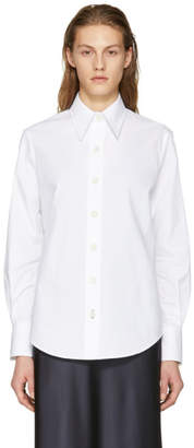 Joseph White Garconne Poplin Shirt