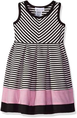 Bonnie Jean Big Girls' Fit and Flare Fashion Dress