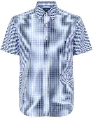 Polo Ralph Lauren Check Seersucker Shirt