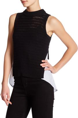 VERONICA BEARD South Beach Sleeveless Sweater $295 thestylecure.com