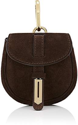 Fontana Milano 1915 Women's Mimosa Mini Leather Pouch Bag Charm - Africa