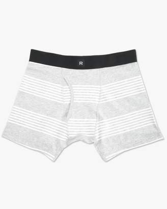 7 For All Mankind Thurston Boxer Brief in Heather Grey