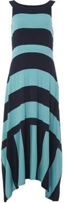 Dorothy Perkins Womens *Roman Originals Turquoise Stripe Dress