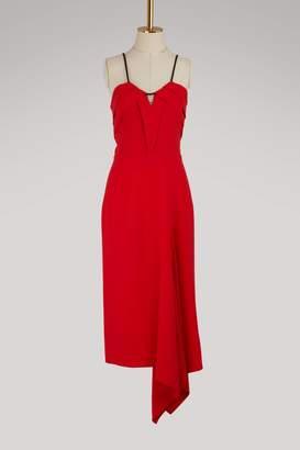 Roland Mouret Fazeley asymmetrical dress