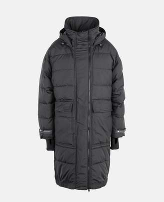 Stella McCartney Black Long Padded Jacket, Women's