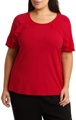 Must Have Chiffon Frill Tee