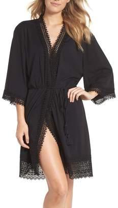 Flora Nikrooz Sleepwear Edie Short Robe