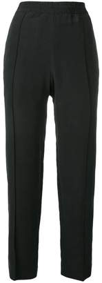 Joseph regular fit trousers