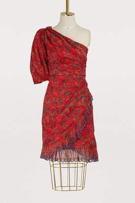 Etoile Isabel Marant Esther cotton dress