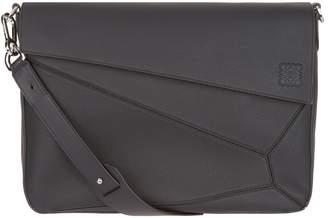 Loewe Leather Puzzle Messenger Bag