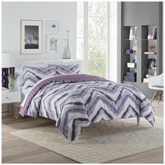 Vue Baxter 3-Piece Reversible Comforter Set