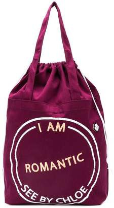 See by Chloe I Am Romantic tote bag