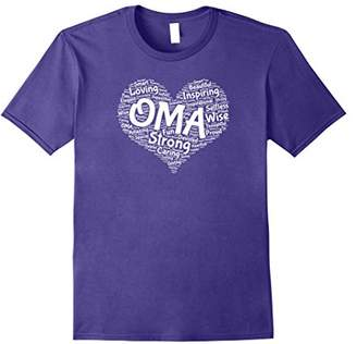 DAY Birger et Mikkelsen Oma Heart Shape T Shirt - Fun Mother's Gift