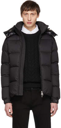 Moncler 2 1952 Black Down Bernier Jacket