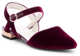 Anne Klein Odell Ankle Strap Flat