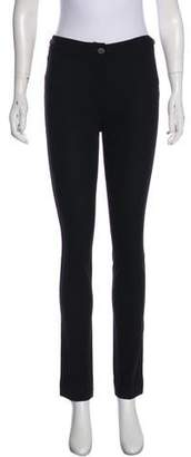 Ann Demeulemeester Wool Mid-Rise Pants