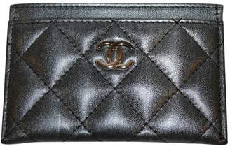 Chanel Metallic Exotic leather Purses, wallets & cases