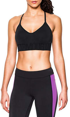Under Armour Solid Seamless Sports Bra