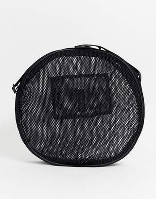 72dc7ebd5d60c Asos Design DESIGN circle shopper bag in mesh