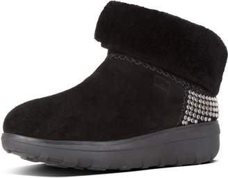 6f1ef123063 FitFlop Mukluk Shorty Ii Rockstud Suede Boots