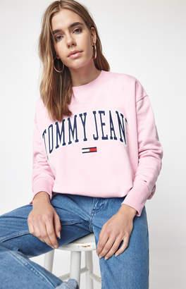 Tommy Hilfiger Collegiate Graphic Sweatshirt