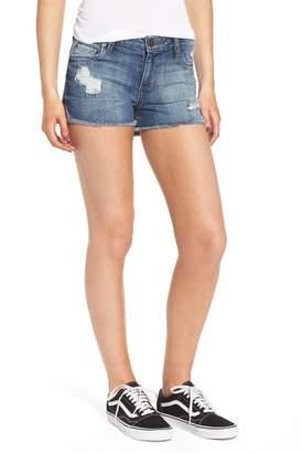 STS Blue Boyfriend Distressed Denim Shorts (Clemson)