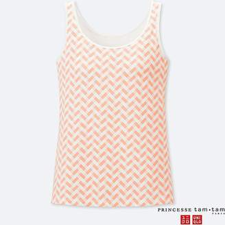 Uniqlo Women's Princesse Tam.tam Bra Sleeveless Top