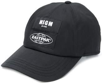 MSGM X EASTPAK cap