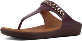 FitFlop Banda Ii Leather Toe-Thongs