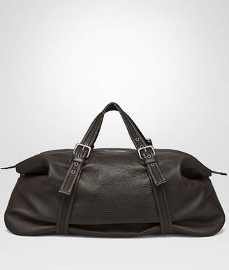 Bottega Veneta DUFFEL BAG IN ESPRESSO CERVO