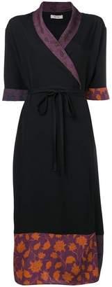 Damir Doma x Lotto Dalidah wrap dress