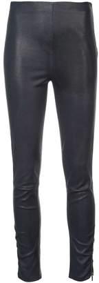 Jason Wu leather leggings