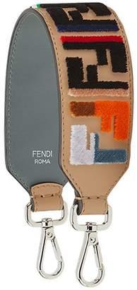 Fendi Mini Strap You logo strap