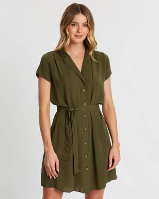Dorothy Perkins Plain Shirt Dress