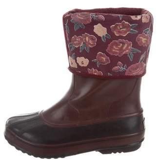 Sorel Mid-Calf Rain Boots
