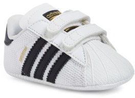 Infant Adidas Superstar Sneaker $36 thestylecure.com