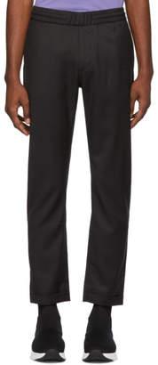 Paul Smith Black Diamond Drawstring Trousers