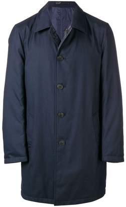 Giorgio Armani buttoned coat