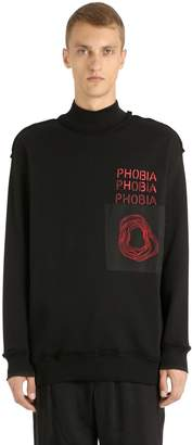 Damir Doma Charles Madd Cotton Jersey Sweatshirt