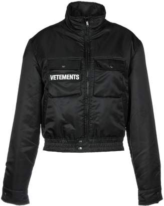 Vetements Synthetic Down Jackets