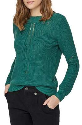 Noisy May Majken V-Back Sweater