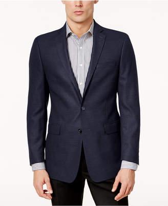 Calvin Klein Men's Slim-Fit Textured Sport Coat