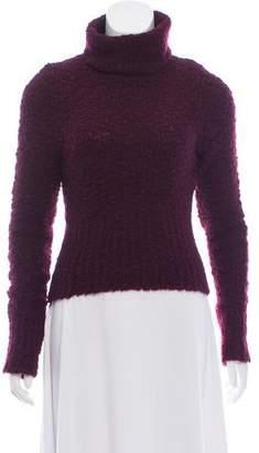 Gucci Wool-Blend Turtleneck Sweater