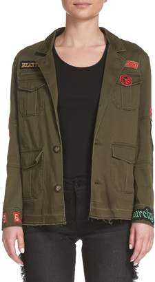 Elan International Jacket With Patches