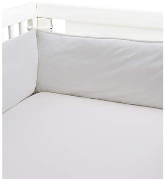 Oeuf Crib Fitted Sheet - White