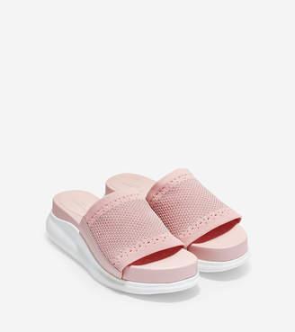 Cole Haan Women's 2.ZERGRAND Slide Sandal with Stitchlite